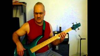 Devil with a Blue Dress On/ Good Golly Miss Molly:Bass Cover