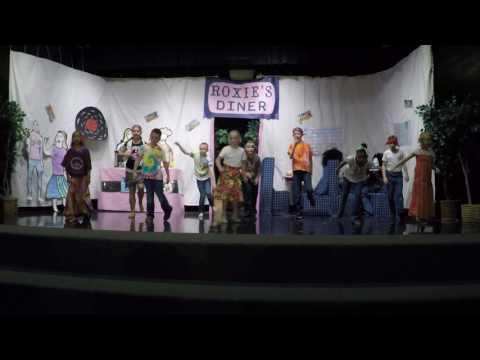 Windsor Elementary - Jukebox Time Machine - Scene 4 (HD)