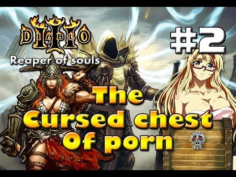 Diablo 3: Reaper of Souls - Barbarian #2 - The cursed chest of porn (The Gaming Ground)