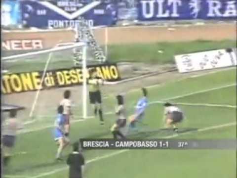 Brescia - Campobasso 1-1 - Serie B 1985-86 - 37a giornata