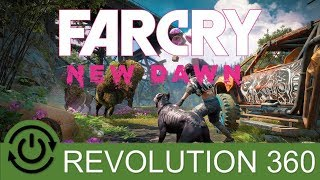 Far Cry New Dawn Introductory Gameplay *New Companions, Weapons, Outfits and Abilites*