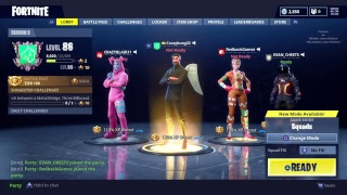 Fortnite Battle Royale #Easter Skins Hype!!!! Solos!