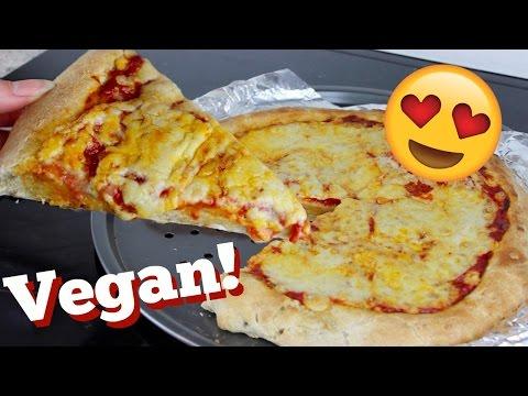 Best Vegan Pizza Recipe
