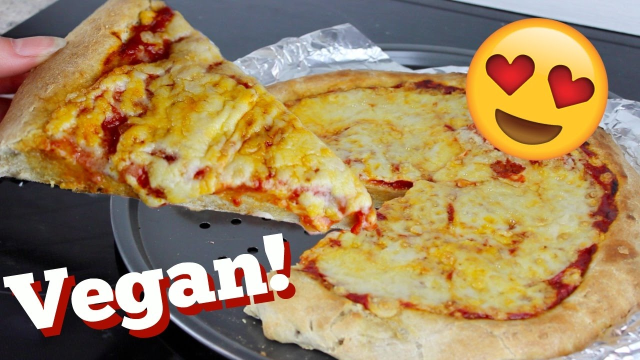 Vegan Pizza Recipe Best Cheese Miyoko S You