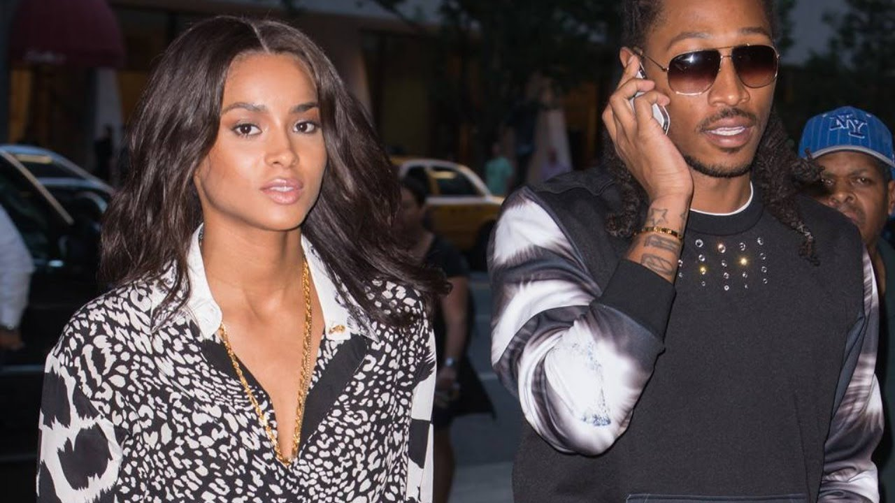 Ciara is upset that people dog her ex-Future, and Jay Z's a billionaire - Dr Boyce Speaks