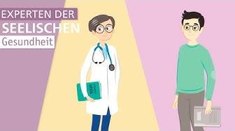 Psychiater, Psychologe oder Psychotherapeut? | Stiftung Gesundheitswissen