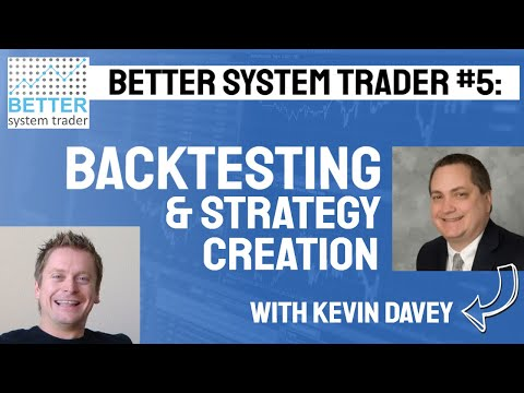 005 Kevin Davey discusses system development, the best systems and correct backtesting process