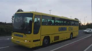 Unhealthy Lords Coaches  Hull Volvo B10M Plaxton Premiere (JRZ 4905)
