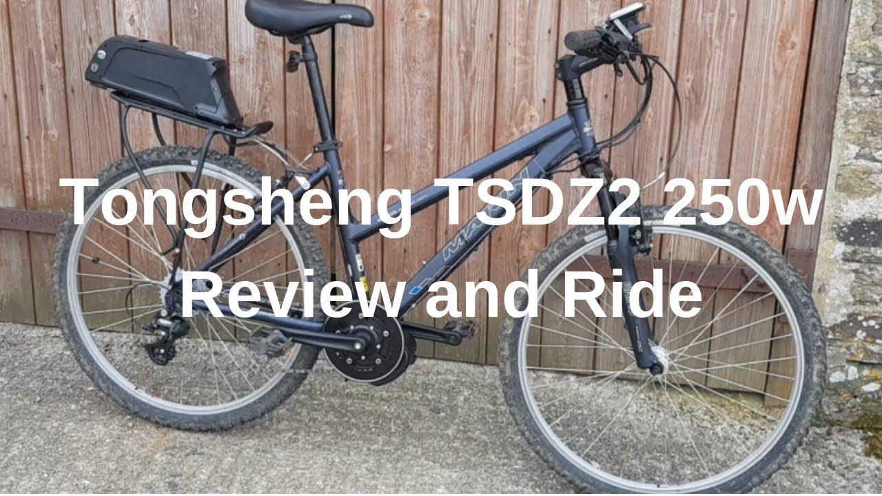 Tongsheng TSDZ2 review | eBike Choices