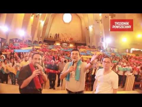 """""""Tygodnik Powszechny"""": FRANCIS IN ALEPPO - The World Youth Day"""