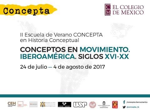 Conferencia por Claudio Lomnitz (Columbia University) Conceptos en movimiento-actores en movimiento