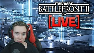 BATTLEFRONT 2 LIVE - May The Tech Issues Be With You!
