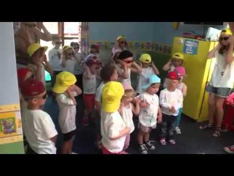 Innsworth Preschool Street dance