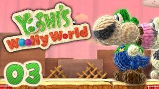 Riesen-Yoshi! | #03 | Yoshi's Woolly World