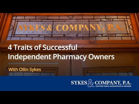 4 Traits Of Successful Independent Pharmacy Owners