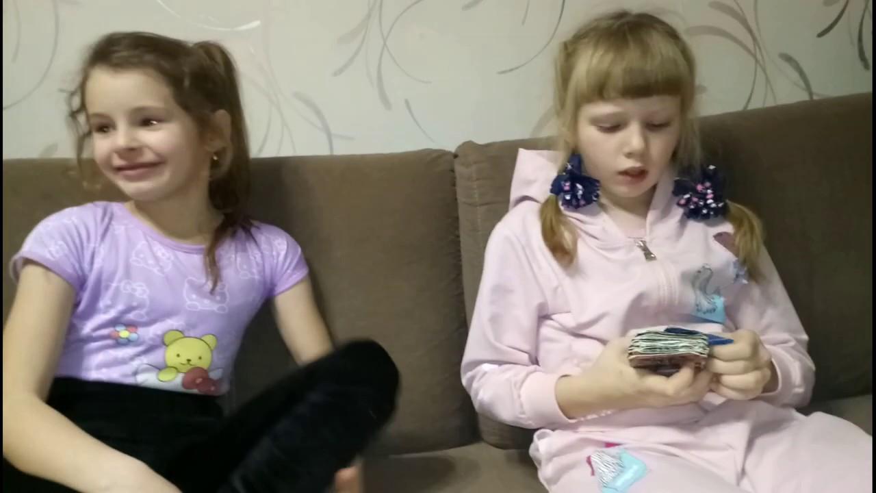 смотреть видео дети играют в карты