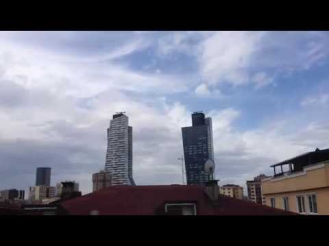 Timelapse (Trump Towers - İstanbul)