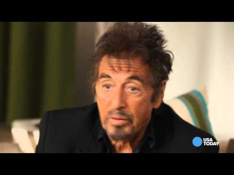 Al Pacino: Nobody wanted me in 'The Godfather'