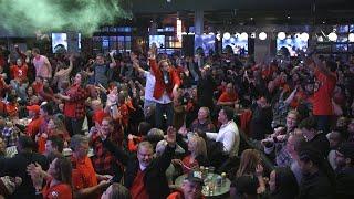 WATCH: Georgia fans celebrate UGA's Rose Bowl win