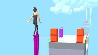 High Heels! - All Levels Gameplay Android iOS (Levels 12-16)
