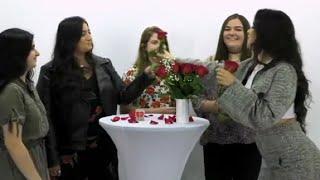 Lauren Jauregui - Speed Date with fans (iHeartRadio)