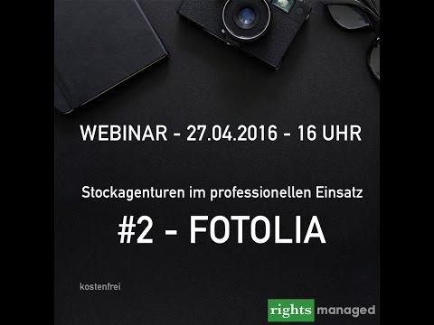 Webinar: Fotolia