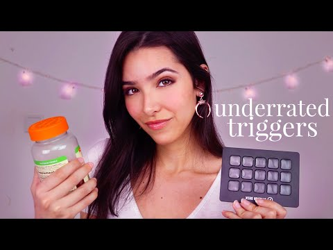 ASMR 10 Underrated Triggers