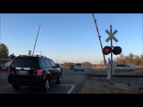 Railroad Crossings 16