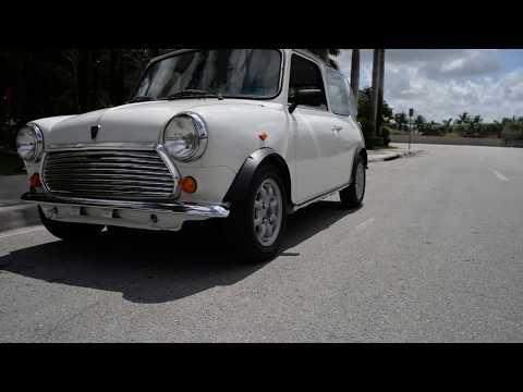 1992 Austin Mini Classic FOR SALE