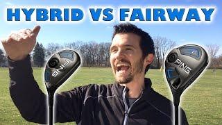 ping g hybrid vs g fairway