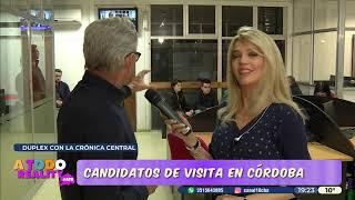 Estudiantes del Instituto Mariano Moreno visitaron los estudios de Canal 10