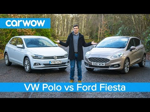 Volkswagen Polo 2019 Vs Ford Fiesta 2019 See Which Is The Best Small Car Carwow Youtube