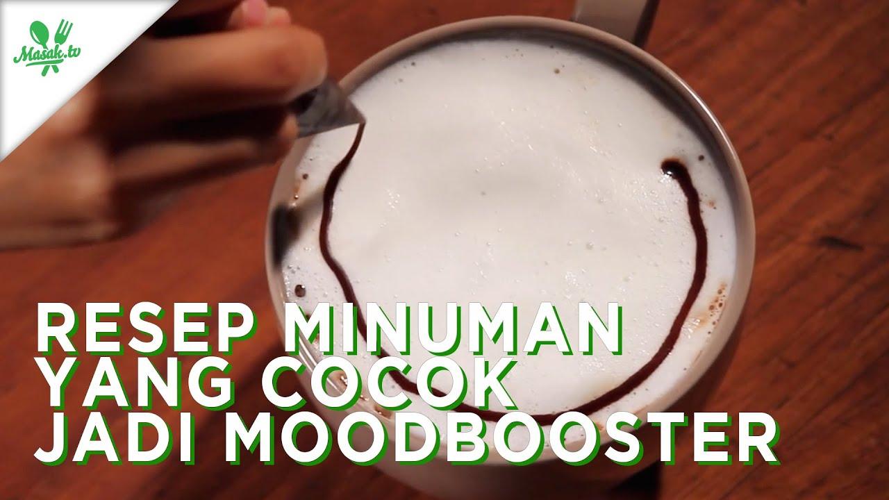Resep Minuman Yang Cocok Jadi Moodbooster