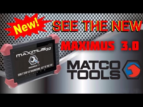 Repeat Matco Maxme Scanner by Learn How To Fix It - You2Repeat