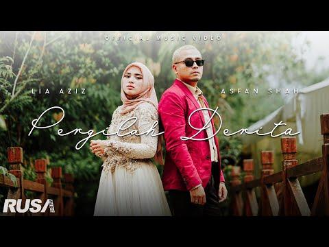 ASFAN SHAH & LIA AZIZ - PERGILAH DERITA (OST CUKUP DERITA ITU]