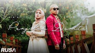 (OST Cukup Derita Itu) Asfan Shah & Lia Aziz - Pergilah Derita [Official Music Video]