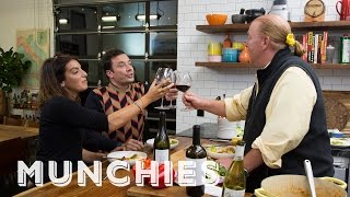 Moltissimo: Mario Cooks for Jimmy Fallon & Mary Guiliani