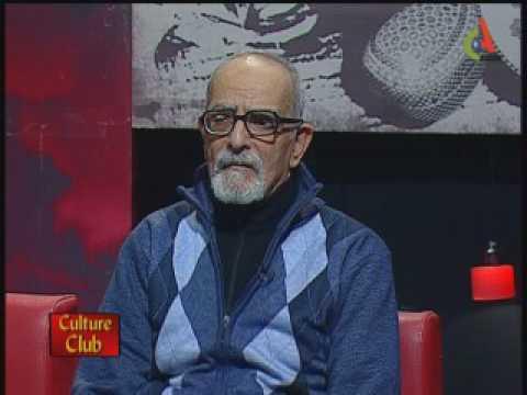 Mohamed BALHI de passage à l'émission Culture club sur Canal Algérie.