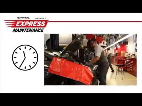 Toyota Express Maintenance From Bill Kiddu0027s Toyota