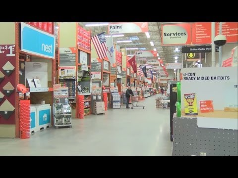 Employment at Home Depot