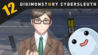 Digimon Story: Cyber Sleuth PS4 / PS Vita Let's Play Walkthrough Part 12 - A Game Bug