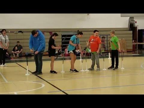 Sunbury Christian Academy has a new archery program