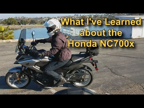 Things I've Learned About the Honda NC700x DCT