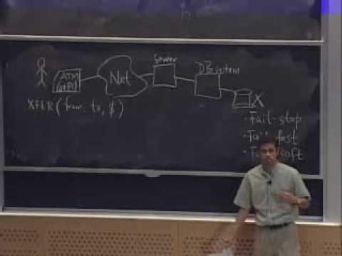 Lec 15 | MIT 6.033 Computer System Engineering, Spring 2005