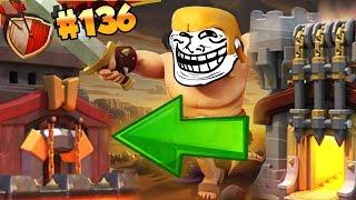 ➤ANNULLO il Th11 !? Dual Maxing | Clash of clans #136 [ITA] troll*