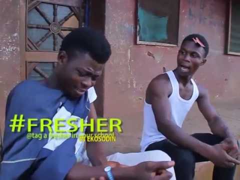 FRESHER IN EKOSODIN (MC JAMESDON LIVFE IN UNIBEN)