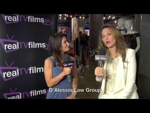 Lorraine D'Alessio, D'Alessio Law Group, Social Lodge, TIFF13