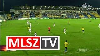 Lázár Pál gólja a Mezőkövesd Zsóry FC - Balmaz Kamilla Gyógyfürdő mérkőzésen