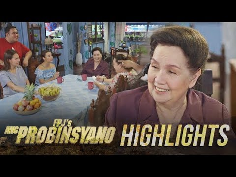 Lola Flora prepares for the opening of her carenderia | FPJ's Ang Probinsyano