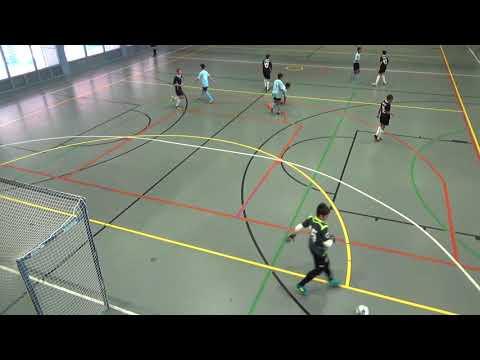 R5 Sydney Futsal Club vs Sydney City Eagles 2nd half win 6-0